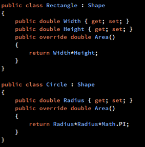 Open-Closed Principle code 5